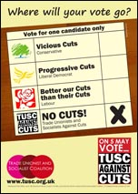 March 26 TUSC poster