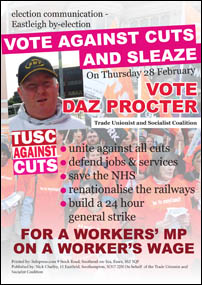 Eastleigh leaflet