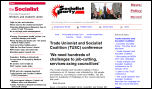 The Socialist, paper of the Socialist Party