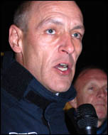 Ian Leahair, FBU National Executive