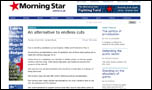 Morning Star, 19 April 2012