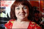 Nancy Taaffe, library worker made redundant, Unison