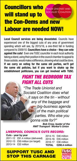 Liverpool TUSC 2014 appeal - click for PDF