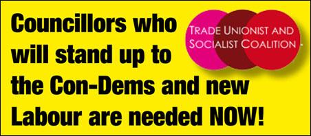 Councillors wanted