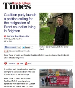 Brent and Kilburn Times