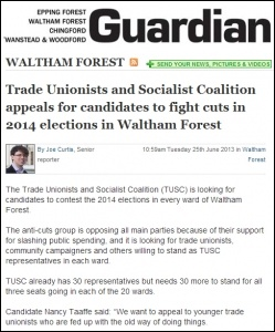 Waltham Forest Guardian 25/6/13