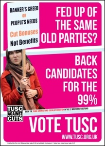 Introduction to TUSC leaflet