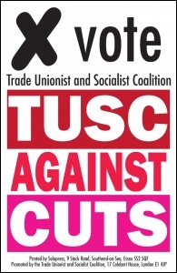 TUSC sticker