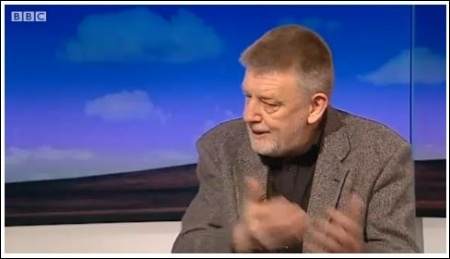 TUSC chair Dave Nellist on the Daily Politics, 10.04.2014