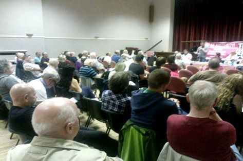 Scottish TUSC conference