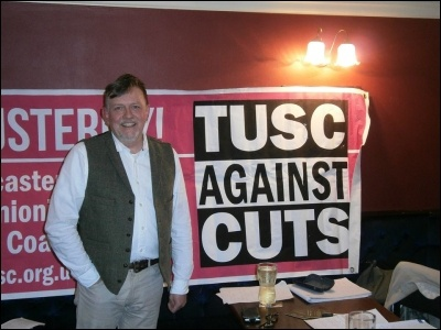 Steve Williams, TUSC candidate