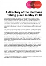 Elections Directory 2018